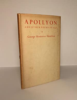 Apollyon: And other poems of 1940