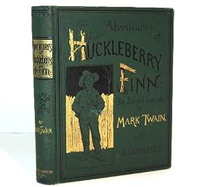 ADVENTURES OF HUCKLEBERRY FINN: TWAIN, MARK (CLEMENS,