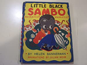 Little Black Sambo (Animated): Helen Bannerman