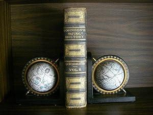 Johnson's Natural History: Goodrich, S. G.