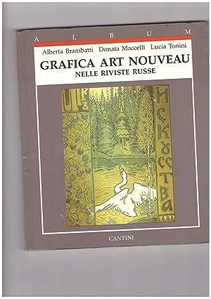 Grafica Art Nouveau Nelle Riviste Russe: Brambatti Alberta -