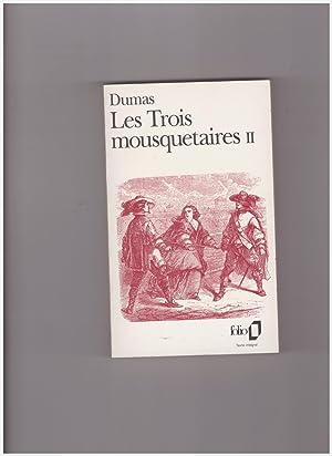 Les Trois Mousquetaires vol.2: Dumas Alexandre