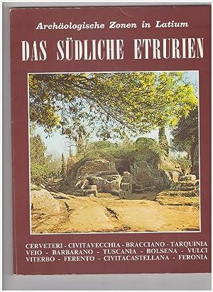 Archaologische Zonen in Latium Das Sudliche Etrurien: Dal Maso Leonardo
