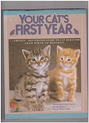 Your Cat's First Year: Burton Jane -