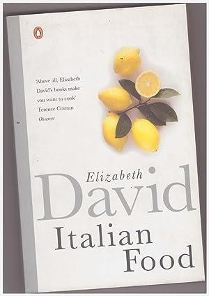Italian Food: David Elizabeth