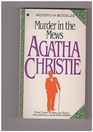 Agatha Christie Murder In The Mews First Edition Abebooks