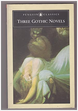 Three Gothic Novels ( The Castle of: Horace Walpole -