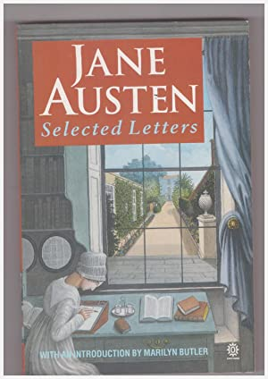 Selected Letters, 1796-1817: Jane Austen