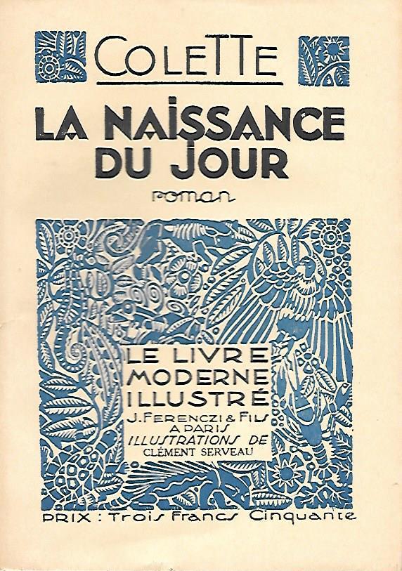 La Naissance Du Jour By Colette Bois Originaux En Couleurs
