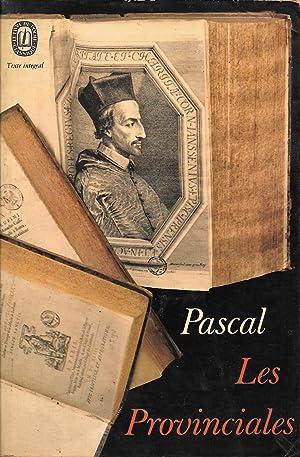 Les Provinciales: Pascal