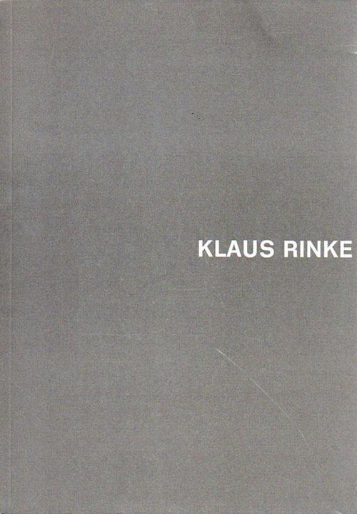 XII. Bienal de Sao Paulo 1973. Republica: Rinke, Klaus: