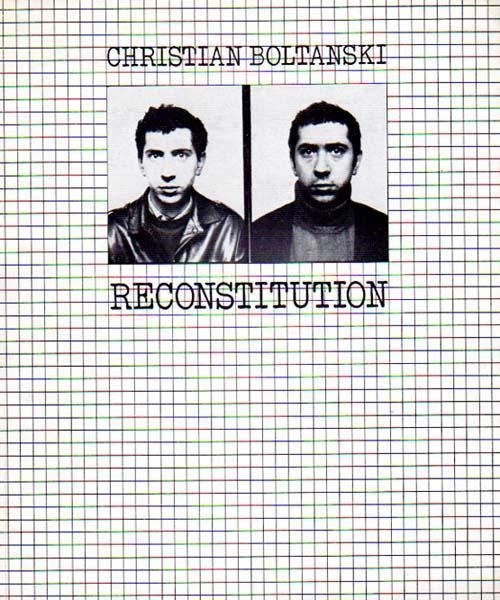 Reconstitution. Badischer Kunstverein, 17.1. bis 5.3. 1978.