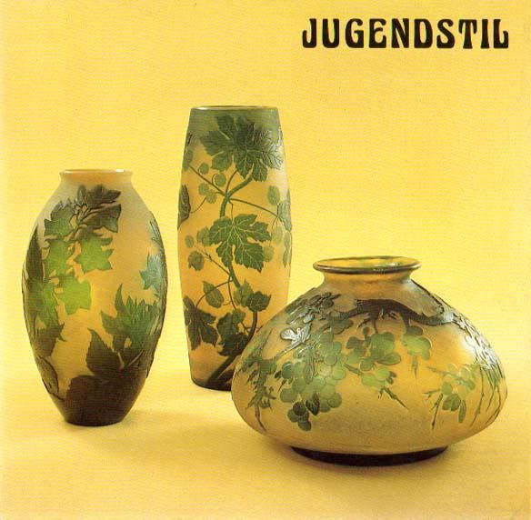 Jugendstil. Glas Keramik Zinn Möbel. Pfalzgalerie Kaiserslautern: Jugendstil - Sammlung