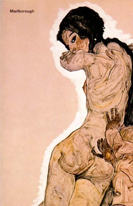 An Exhibition of Watercolour and Drawings. Marlborough: Schiele, Egon:
