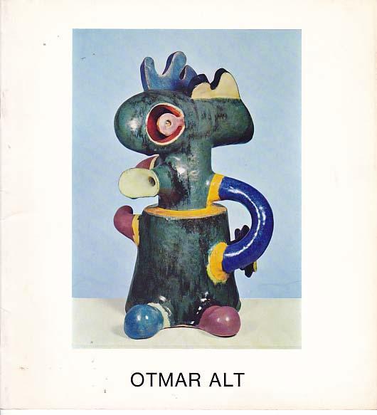 Keramiken aus der Werkstatt Horst Kerstan, Kandern/: Alt, Otmar: