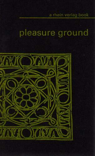 Pleasure Ground. - Kürten, Sarah