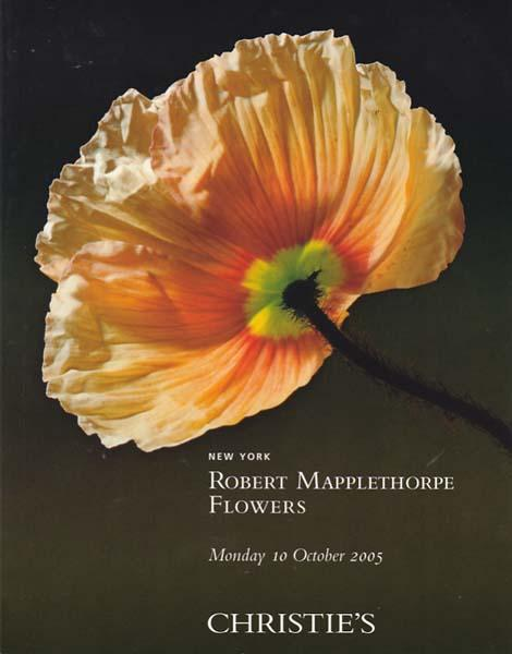 Flowers.: Mapplethorpe, Robert:
