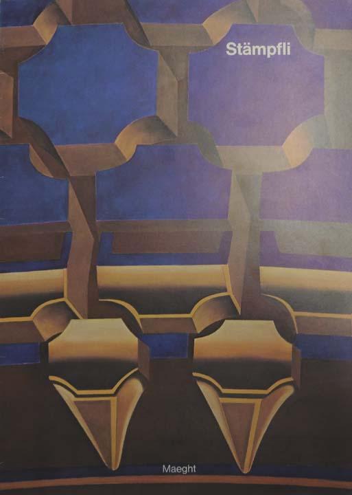 Galerie Maeght, Paris, 27 novembre 1980 - 15 janvier 1981. - Stämpfli