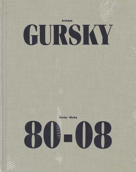 Werke / Works 80 - 08. Kunstmuseen: Gursky, Andreas: