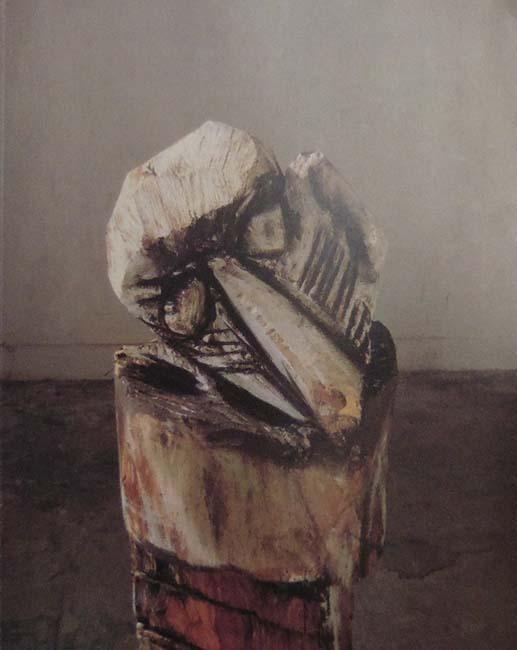 Skulpturen und Bilder. Eine Ausstellung der Gemeinde: Rennertz, Karl Manfred: