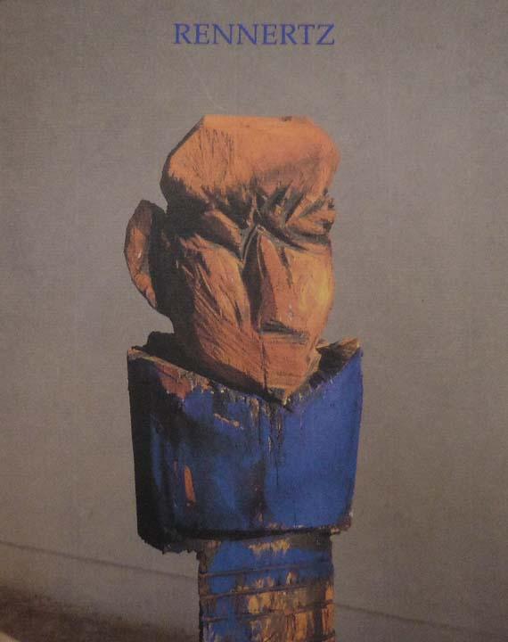 Skulpturen und Bilder. Galerie der Stadt Stuttgart,: Rennertz, Karl Manfred: