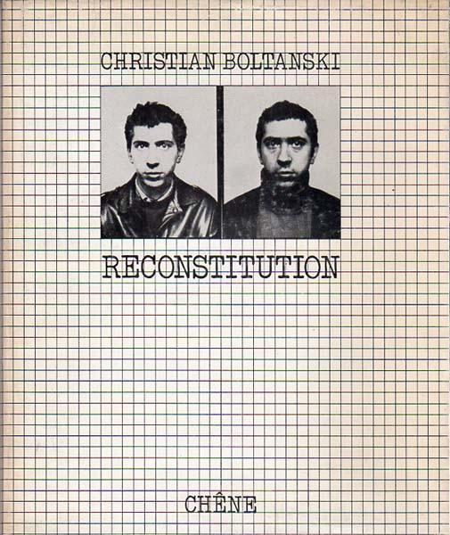 Reconstitution. Texte de presentation Andreas Franzke.