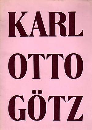 16 marzo 1963. L`Attico, Roma.: Götz, Karl Otto: