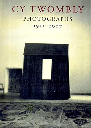 Photographs. 1951 - 2007.: Twombly, Cy: