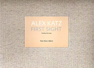 First sight. Working Drawings. Text by Jean-Christophe Amman.: Katz, Alex: