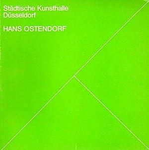Keramische Objekte, Aquarelle, Collagen und Graphik. 1958 - 1969. 16.6. - 9.7.1972.: Ostendorf, ...