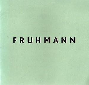 Oktober 1968. Galerie Toni Brechbühl.: Fruhmann, Johann: