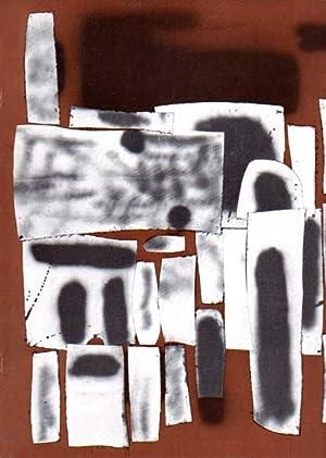 Conrad Marca-Relli. Galerie Charles Lienhard, März 1963.: Marca-Relli, Conrad: