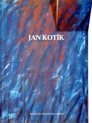 Arbeiten aus den Jahren 1980 - 1985.: Kotik, Jan: