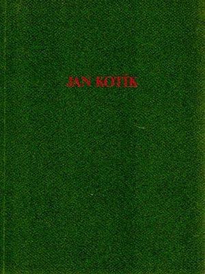 painted objects. Flaxman Gallery, London, 26.10. -: Kotik, Jan: