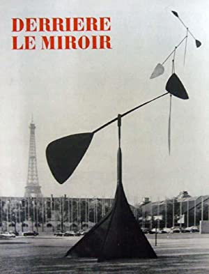 Derriere le miroir by calder abebooks for Derrier le miroir