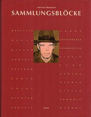 Sammlungsblöcke. Stiftung Froehlich. Georg Baselitz. Joseph Beuys.