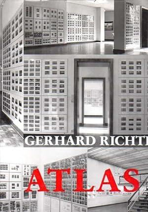 Atlas. Herausgegeben von Fred Jahn. Mit einem Text von Armin Zweite.: Richter, Gerhard: