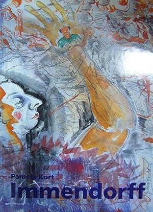 Zeichnungen / Drawings 1964 - 1993.: Immendorff, Jörg - Pamela Kort: