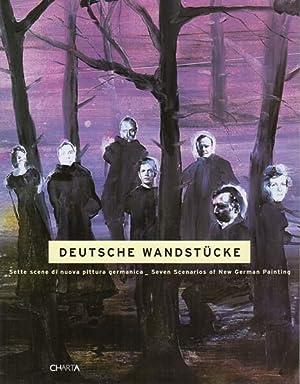 Deutsche Wandstücke. Sette scene di nuova pittura
