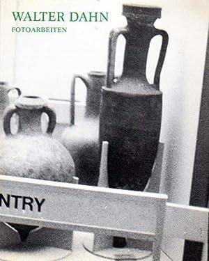 Fotoarbeiten 1973 - 87. 23.3. - 30.4.1988, PPS Galerie F. C. Gundlach, Hamburg.: Dahn, Walter:
