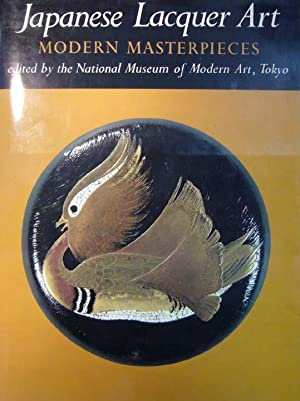 Japanese Lacquer Art. Modern Masterpieces. Edited by