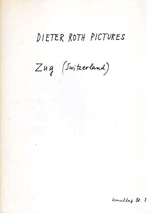 Pictures. Zug (Switzerland) Katalog/Catalogue 1973.