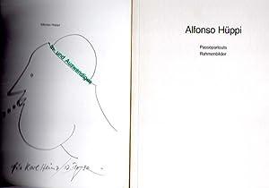 Passepartout / Passepartouts - Rahmenbilder.: Hüppi, Alfonso: