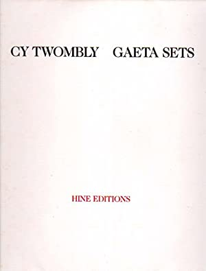Gaeta Sets. The drawings reproduced in this book have been exhibited at the Karsten Greve Galerie ...