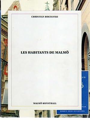 Les Habitants de Malmö.: Boltanski, Christian: