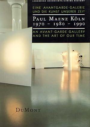 Jahresberichte 1971 bis 1990.: Maenz, Paul:
