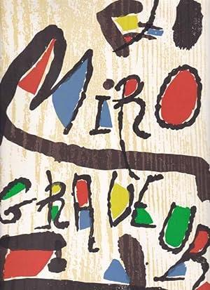 Miro Radierungen/ Miro Engraver/ Miro Graveur.: Miro, Joan -