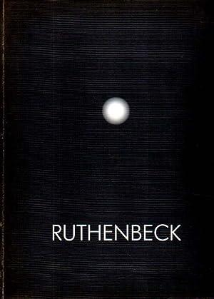 Staatliche Kunsthalle Baden-Baden. Herausgegeben von Jochen Poetter.: Ruthenbeck, Reiner: