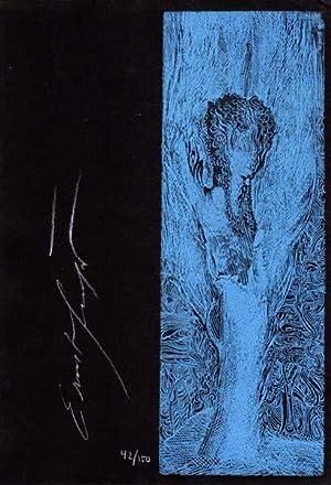 Wiener Bildermappe Nr. 2. Ernst Fuchs - Karl Korab - Hans Krenn. 3 Origian-Radierungen / 3 ...