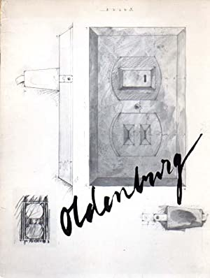 Sidney Janis Gallery, New York, April 7 - May 2 1964.: Oldenburg, Claes: